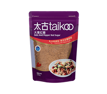 Taikoo Date and Pepper Red Sugar