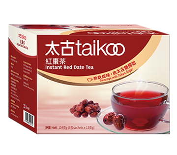 Instant Red Date Tea