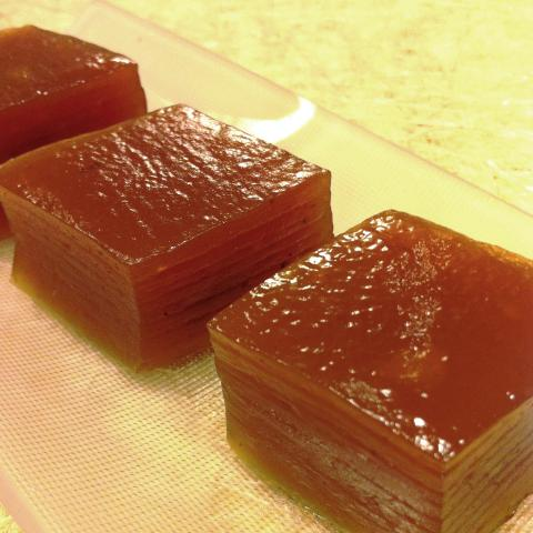 Red Date Jelly