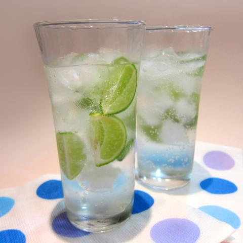 Fructose Lime Soda